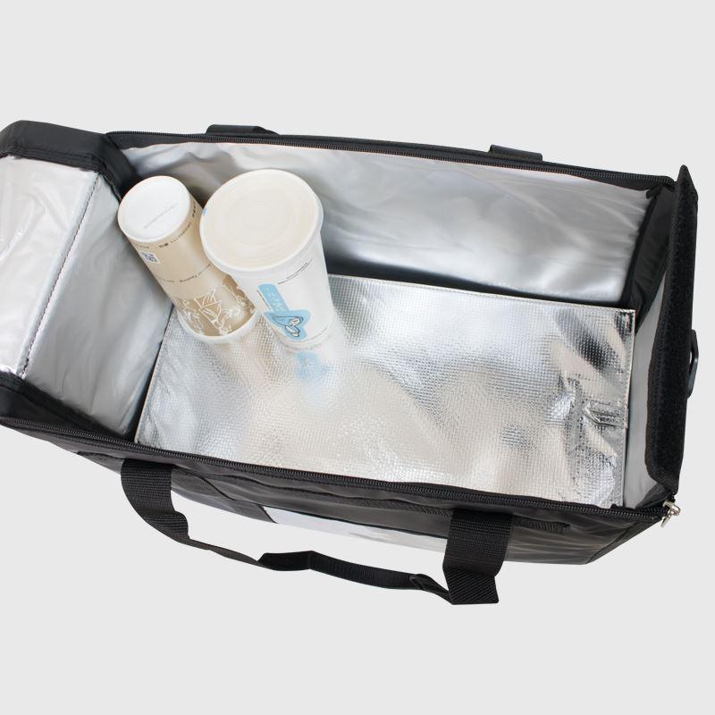 飲料外送保溫袋,保冷,無論是飲料,便當,月子餐都好送-展示圖