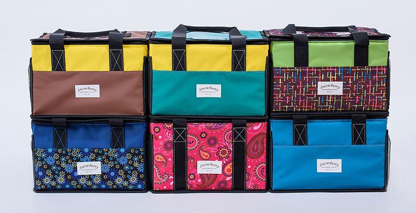 各色經典款保溫袋介紹圖,月子餐外送,年菜配送,客製化保溫保冷袋