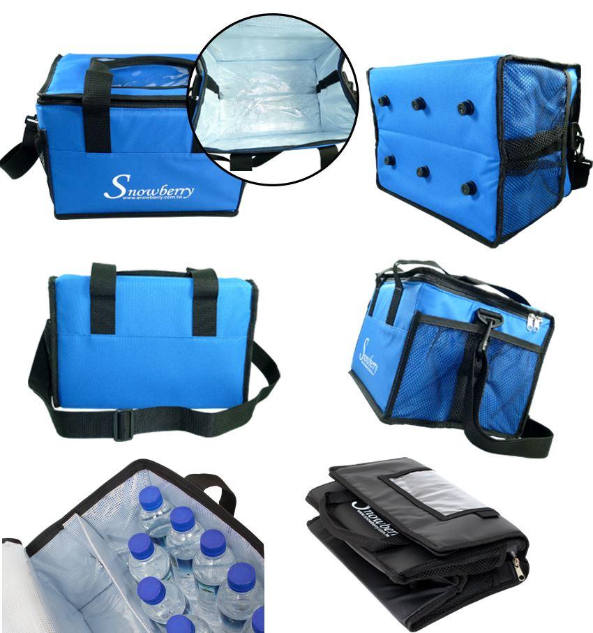 經典款保溫袋 - 月子餐外送,年菜配送,客製化保溫保冷袋,防水設計好安心外送袋,外觀及內裡介紹圖片