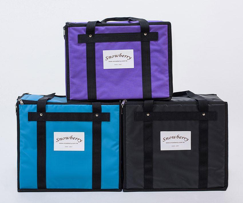 飲料外送袋,便當外送,保溫袋保冷袋清潔說明圖